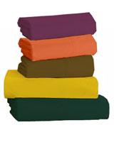 Fashion Flat bed sheet 144 TC 180x270 - Comfort