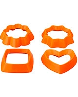 Biscuit Moulds With Plastic Pack - Gondol