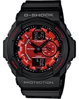 Men's Watch G-shock GA-150MF-1ADR - Casio