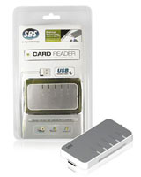 Card Reader All in One GDR107 - SBS