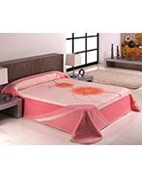 B Gold 743 blanket size 220x240 Pink - Mora