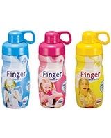 3 Finger Water Bottles PP 350ml - Lock & Lock