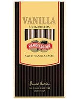 Vanilla cigarillos 5 cigars - Handels Gold