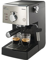 Saeco Poemia Manual Espresso Machine HD8325/01 - Philips