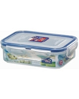Rectangular Short Food Container 360ml - Lock & Lock