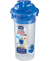 Round Tall Bottle One Touch With Mixer 470ml - Lock & Lock