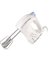 Hand mixers HR1456/70 300 W 5 speeds and turbo  - Philips