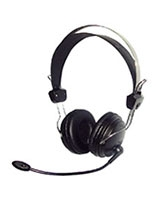 Comfort Fit Stereo HeadSet HS-7P - A4Tech