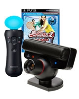 Move Motion Controller + Eye Camera - Sony + Sports champion 2 bundle