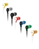 Cortland earphone with apple RC and mic - iLuv