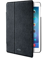 iPad Air Booklet case IPAD5BOOKBLK - Puro