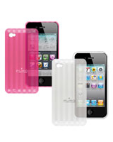 iPhone 4 Plasma cover - Puro