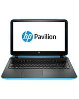 Pavilion 15-p029ne J1Z58EA Laptop i3-4030U/ 4G/ 500GB/ Intel Graphics/ DOS/ Aqua blue - HP
