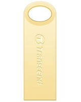 JetFlash 520 32GB Gold USB Flash Drive - Transcend