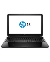 15-g023ne K1R04EA Laptop AMD E1-2100/ 4G/ 500G/ Integrated/ DOS/ Black - HP