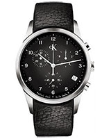 Black Chronograph Men's Watch K2227102 - Calvin Klein