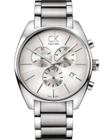 Mens Exchange Chronograph Watch K2F27126 - Calvin Klein
