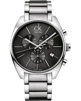 Men's Exchange Chronograph Watch K2F27161 - Calvin Klein