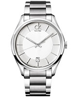 Men's Masculine Watch K2H21126 - Calvin Klein