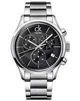Men's Masculine Watch K2H27104 - Calvin Klein