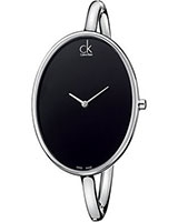 Sartorially Collection Women's Watch K3D2M111 - Calvin Klein