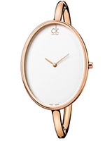 Sartorially Collection Women's Watch K3D2M616 - Calvin Klein