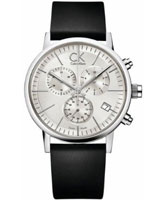 Chronograph Post Minimal Mens Watch K7627120 - Calvin Klein