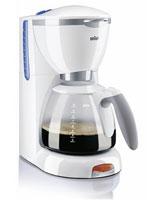 CaféHouse Pure Aroma KF 520 - Braun