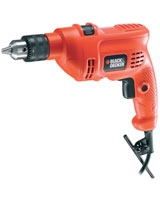 Percussion Hammer Drill 500W KR504 - Black & Decker