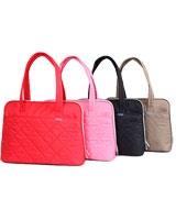 "Laptop Shoulder Bag 15.4"" Ladies in Fashion Series KS3009W - Kingsons"