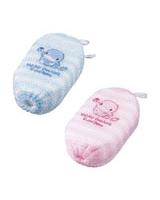 Anti-bacterial bath sponge - ku-ku