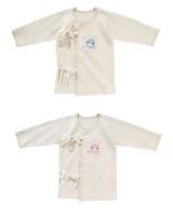Organic undershirt S for 0-6 months - ku-ku