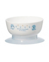 Microwaveable Bowl with Sucker KU3014 - ku-ku