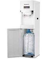 Water Dispenser Milk White With Visual Control Screen And Pump - Koldair