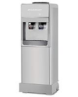 Water Dispenser Silver With Mobile Wheel Base - Koldair