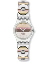 Metallic Dune Ladies' Watch LK258G - Swatch