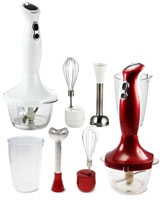 Hand Blender 3 x 1 MT-1458 - Media Tech