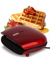 Sandwich Maker 3x1 Red MT-SM206 - Media Tech
