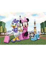Minnie Mouse Puzzle 100 Pieces - KS Games