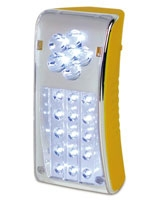 Rechargeable led emergency light MT-1021 - Media Tech