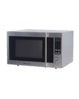 Microwave Oven with Grill MZ30PGSSI - Black & Decker