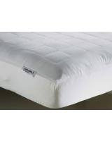 Fiber mattress protector fitted - Comfort