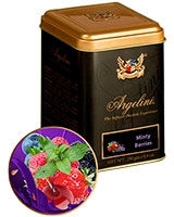 Shisha Tobacco Molasses Minty Berries flavor 250 gm - Argelini