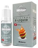 E-Cigarette Liquid Mixberry flavor 10ml - 100%Ejuice