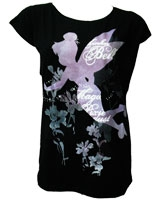 Printed T-Shirt Short Sleeve Angel N2103