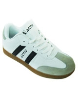 Shoes White/Black AC_923 - Jel Activ