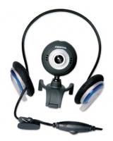 VOIP Set Web Cam C20 300KPIX USB + Headset OUWH20 - Omega