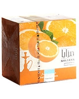 Shisha Tobacco Molasses Orange flavor 250 gm - Mazaya