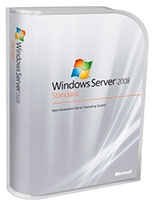 Windows Server 2008 x64 DSP OEI DVD 1 2 CPU - Microsoft