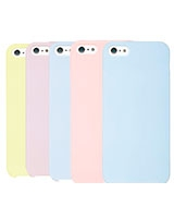 Perfect Protection for iPhone 5 SlimEdge Pastel - Odoyo